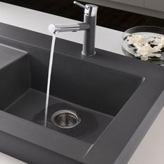 Blanco Modex 47 Granite Composite Sink In Silgranit Puradur Showroom Sinks Utility Room
