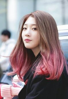 Korean Hair Color Trend 2020 - Sarofudin Blog