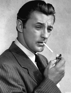 Robert Mitchum, died of Lung Cancer aged 79 in 1997.