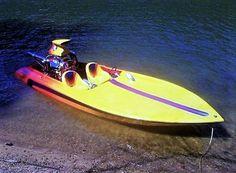 Flat Bottom Boats, Cool Boats, Speed Boats, Custom Paint, Photo S, Badass, Jet, Vintage, Fast Boats