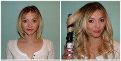 hair extension tutorial, clip in tutorial, hair how to