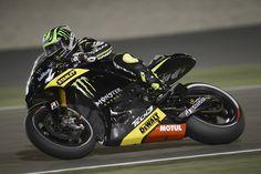 Doha, QAT - Cal Crutchfield on his Monster Yamaha took 4th place at Qatar. #motogp