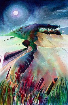 Bledlow Ridge - Sue Fawthrop