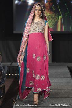 {Pakistan Fashion Extravaganza 2011} Ambreen Khan