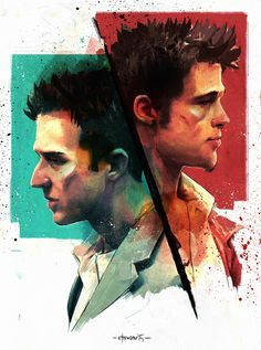 Fight Club on Wacom Gallery