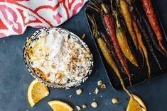 Házi joghurtsajt sült sárgarépával » Lila füge