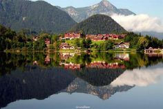 Grundlsee, Austria. on the list.