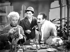 "Night in Casablanca: The Marx Brothers - Clip ""Julius Henry ""Groucho"" Marx was an American comedian and film and television star. He is known as a master of quick wit and widely considered one of the best comedians of the modern era""."