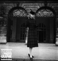 Modèle Jane Régny. Paris, 1938-1939.