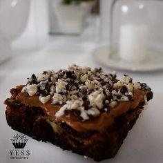 Domingo para no salir de casa y pedir tu cajita de Brownie! Nutella o dulce de leche? Pedidos al 507 6629-8138 #brownie #browniepty #topping #domingo #deantojos #chocolate #nutella #delicia #panama #irresistibles #panamaama #ohlala #ohlalacafe #domingopanameño #dulce #cake #madres #felizdia #bello #divino