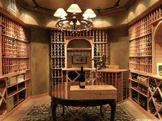 Extraordinary Utah Home: Magnificent Holladay Estate Home Wine Cellars, California Wine, Wine Storage, Fine Wine, Wine Country, Luxury Homes, Cellar Ideas, Wine Rooms, Home Decor