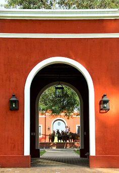 Estancia 'La Bamba', San Antonio da Areco, prov. de Buenos Aires, AR