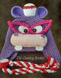 Nurse Hippo Hat is so much fun! Whether you're a fan of Doc McStuffins or just…