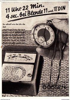 Vintage Sammler 2019 Neuer Stil Sixtus 2 Belichtungsmesser Mit Tasche