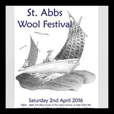 Another #scottish #wool #festival in lovely #stabbs in two weeks time! Maybe lots of the lovely people that we met at the #edinburghwoolfestival would like to overdose at this wonderful if smaller show too. Lovely venue - lovely people - gorgeous old fishing village. #edinburghyarnfest #edinburghyarnfestival2016 #wool #yarn #woolshow #knit #crochet #weave #yarngarden #scotland #whatson #whatsonscotland