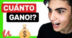 Cuánto Paga Udemy por Curso | Porcentaje de cobro Udemy | Ganar dinero con Udemy | Gánatelavida.com Earn Money From Home, Earn Money Online