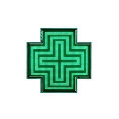 CRUZ - REF: CATALYSIS: Cruz programable con animaciones en 3 dimensiones mediante conexión a PC con las siguientes opciones: hora, fecha, temperatura, mensajes, animaciones, ajuste de luminosidad, etc.
