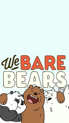 We Bare Bears Wallpapers background pictures) Cartoon Wallpaper Iphone, Bear Wallpaper, Disney Wallpaper, We Bare Bears Wallpapers, Cute Wallpapers, Pinturas Disney, We Bear, Cute Bears, Background Pictures