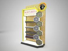 Burts Bees gondola on Behance