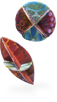 New polymer directions – Polymer Clay Daily