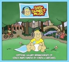 Baby Blanket Music CD's #AtlantaBabyExpo