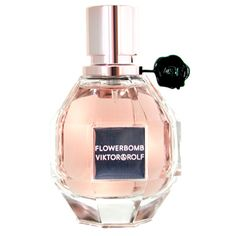 Flowerbomb Eau De Parfum Spray 100ml/3.4oz: A sweet floral fragrance first ever created by Viktor & Rof. Long lasting smell that leaves a very chic, swirling trail - Only AUD AUD $160.95 from Cosmetics Now