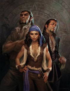We are the pirates #rpg #d&d #dnd #fantasy #forgotten_realms #moonsea #zALz #epic