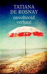 Onvoltooid verhaal, de prachtige nieuwe roman van de auteur van Haar naam was Sarah, ligt vanaf morgen in de winkel. Genieten! http://www.bruna.nl/boeken/onvoltooid-verhaal-9789047203889