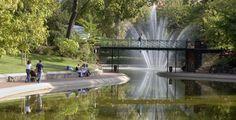 Jardin Lecoq -- Clermont-Ferrand  --  Puy de Dome