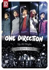 In January, 2012 at Bournemouth BIC Arena Louis. Harry, Zayn, Liam and Niall of One Direction were captured on film during the band's first sell out tour, performing all their hits plus a few surprises. You can have your own personal concert by preordering your personalized copy.
