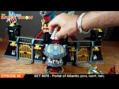 Lego Atlantis Atlantis, Legos, Youtube, Lego, Youtubers, Youtube Movies, Logos