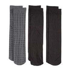 Houndstooth Fashion Trouser Sock