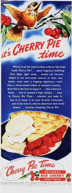 Cherry Pie Time - c. 1950s