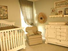 Emmersons Petite, Vintage & Blue Nursery