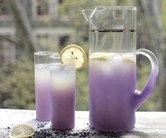 Get Rid of Headaches & Anxiety with Homemade Lavender Lemonade & More « Food Hacks