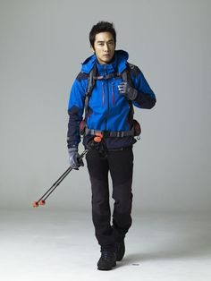 song seung heon -- Ad Shoot for Kolping