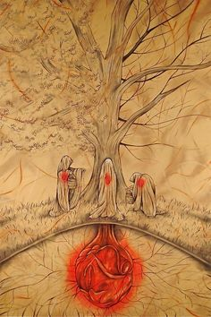 """victoriousvocabulary: """" NORNS [noun] Norse mythology: female beings who rule the destiny of gods and men, a kind of dísir comparable to the Fates in classical mythology. According to Snorri Sturluson's interpretation of the Völuspá, the three most..."""