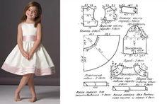выкройки платья на выпускной в детский сад 2017: 23 тыс изображений найдено в Яндекс.Картинках