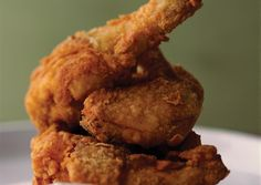 Southern Fried Chicken by Chef G. Garvin | chefgarvin.com