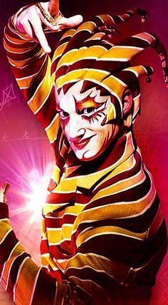 Imagen de Cirque du Soleil - www.cirquedusoleil.com