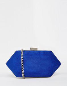 Miss+KG+Box+Clutch+Bag