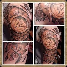 valknut tattoo - Google Search
