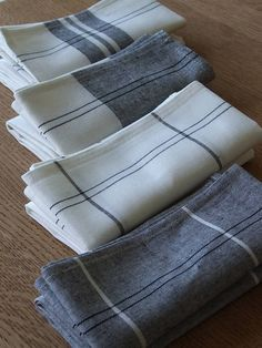 Graphite Florence Linen Cotton Kitchen Towels by LinenMe, Lithuania Grey Tea Towels, Linen Towels, Dish Towels, Kitchen Linens, Kitchen Towels, Linens And More, Linen Bedding, Bed Linens, Table Linens