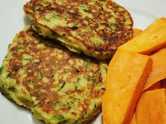 Vegetarian Recipes, Healthy Recipes, Good Food, Yummy Food, Fitness Diet, Salmon Burgers, Zucchini, Paleo, Lunch