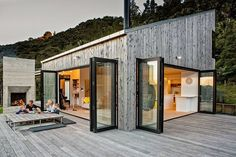 Galerie von Back Country House / LTD Architectural Design Studio - 2 - Baustil Architectural Design Studio, Architecture Design, Retreat House, Casas Containers, Future House, House Plans, Cottage, House Design, Tiny House