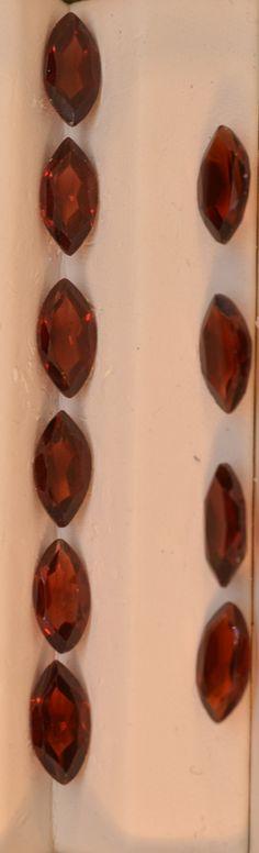Mozambique Garnets