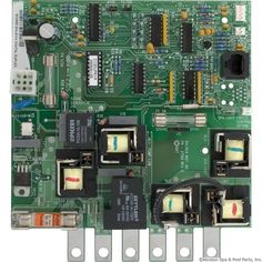 Balboa  Duplex Digital, 54003 PCB