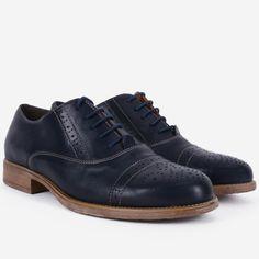Pantofi Oxford din piele naturala bleumarin Edgar Men Dress, Dress Shoes, Derby, Oxford Shoes, Lace Up, Fashion, Moda, Fashion Styles, Oxford Shoe