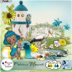 Précieux Moments by Louise L  http://scrapfromfrance.fr/shop/index.php?main_page=index&manufacturers_id=113