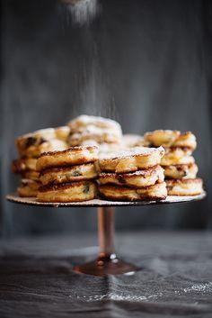 Yeast Pancakes | Egle Ma